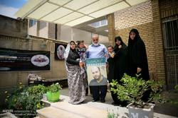 خانواده شهید جلال ملک محمدی