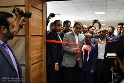 مرکز تصویر برداری خدمات درمانی گرمسار افتتاح شد