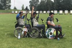 تیم کامپوند مردان ایران قهرمان شد