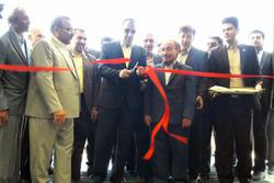 بیمارستان ۶۴ تختخوابی سینای سمنان افتتاح شد
