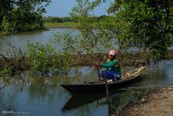 روستاهای در حال غرق شدن در اندونزی