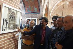 نمایشگاه اسناد تاریخی اردبیل گشایش یافت