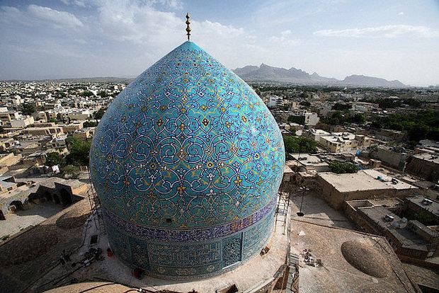 بازدید ۵۰۰ هزار گردشگر خارجی از اصفهان در ۹ ماه اول سال