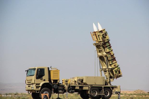 افتتاح خط تولید انبوه و تحویل دهی موشک پدافند برد بلند صیاد ۳