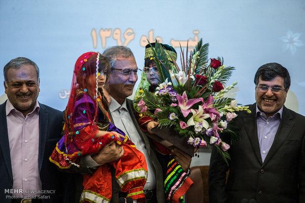 سفر علی ربیعی وزیر کار، تعاون و رفاه اجتماعی به قزوین