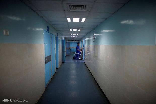 BM: Gazze'deki hastanelerin durumu endişe verici