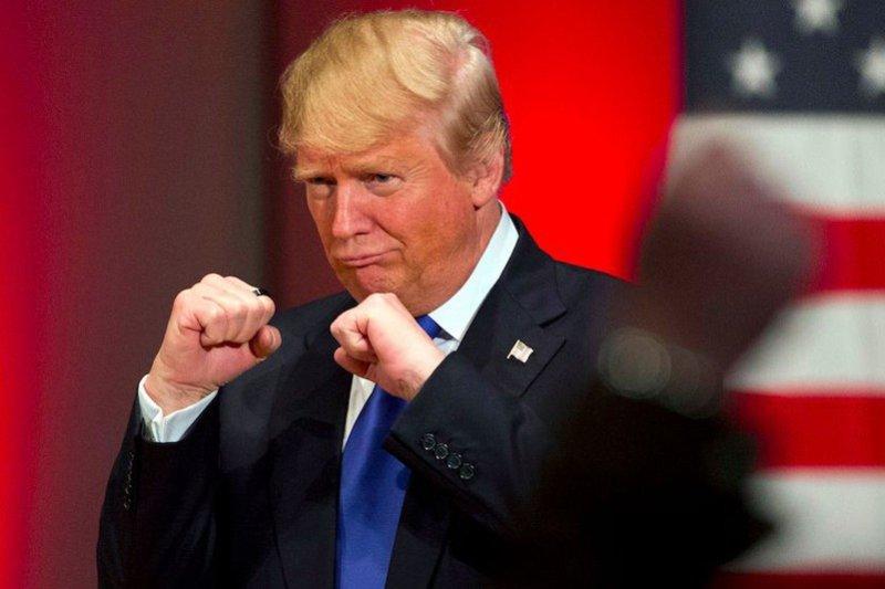 Trump'tan çok sert nükleer silah açıklaması