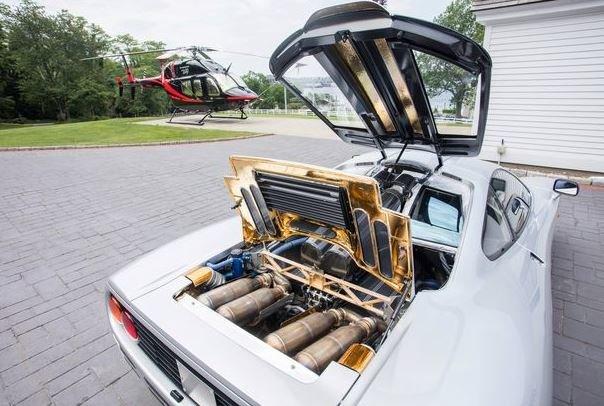 «مک لارن» رکورد گران ترین خودرو را می شکند