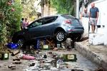 Türkiye ile Yunanistan'daki depremden kareler
