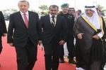رئیس جمهور ترکیه وارد عربستان سعودی شد