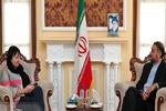 حسین امیرعبداللهیان با سفیر هلند در تهران دیدار کرد