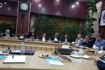 نشست اعضای شورای شهر