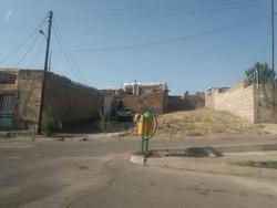 سکونتگاهای غیررسمی و مناطق حاشیه نشین شهر زنجان