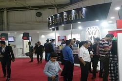 حضور فعال بانک پارسیان در نمایشگاه بینالمللی الکامپ