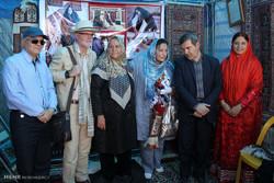 UNESCO handicrafts assessors visit Sirjan