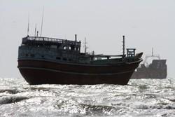 کشتی باری در خلیج فارس غرق شد/ خبری از ۴ ملوان نیست