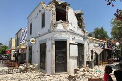 یونان اور ترکی میں زلزلہ
