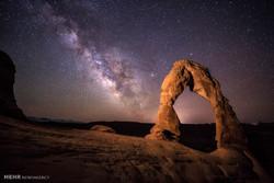 """سماء الصحراء من ولاية """"اوتا"""" الامريكية / صور"""