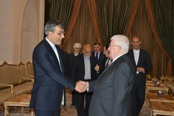 Jaberi Ansari meets Iraqi president