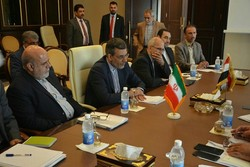 Iran, Iraq hold joint political committee's meeting in Baghdad