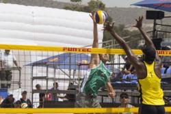تیم والیبال ساحلی ایران