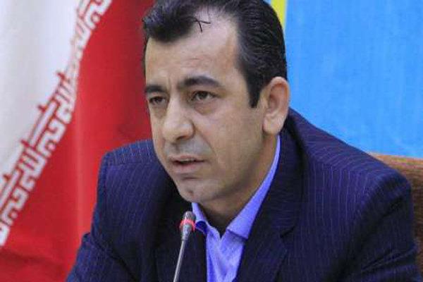 حامد جولایی مدیرکل ورزش و جوانان کردستان