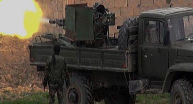 Syrian army units establish control over areas in Raqqa, Deir Ezzor