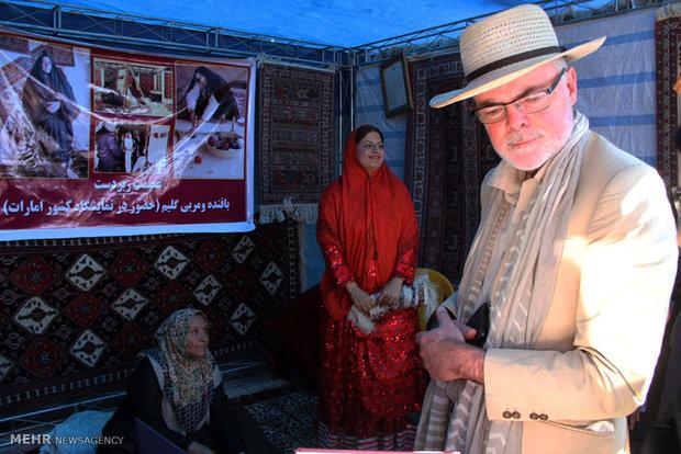 بازدید ارزیابان یونسکو از سیرجان