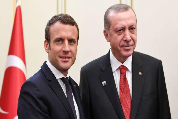Macron'dan Erdoğan'a tutuklu Fransız gazeteci için ikinci telefon