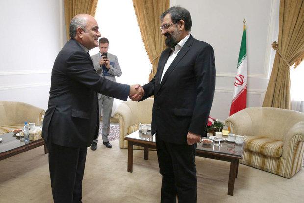 طهران وموسكو تؤكدان على تعزيز التعاون الاستراتيجي في المنطقة