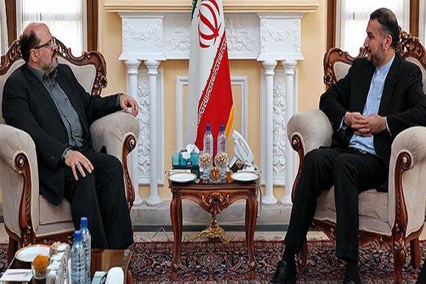 إيران تؤكد استعدادها إرسال فريق طبي وأدوية إلى فلسطين