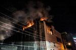 آتش سوزی منزل مسکونی در شیراز عمدی بود/ مظنون به قتل دستگیر شد
