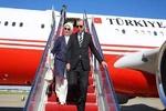 اردوغان وارد قطر شد