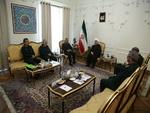 Top IRGC commanders meet President Rouhani