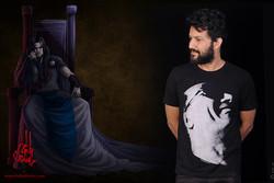 حامد بهداد نقش ضحاک ماردوش را صداپیشگی میکند