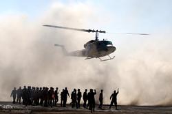 مانور کامل طرح اضطراری فرودگاه بینالمللی اصفهان