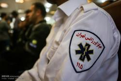 تمهیدات اورژانس تهران در۲۲بهمن/استقرار۶۴آمبولانس درمسیرراهپیمایی