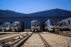 ترخیص ۳۰ درصد از قطعات ۷۰ واگن مترو