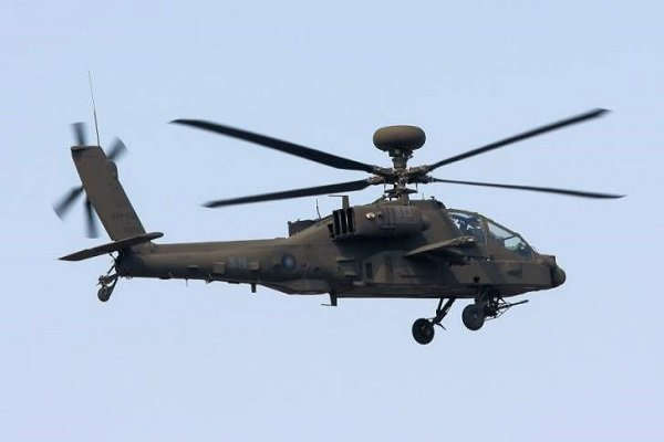 2 US pilots killed in Marine Corps helicopter crash
