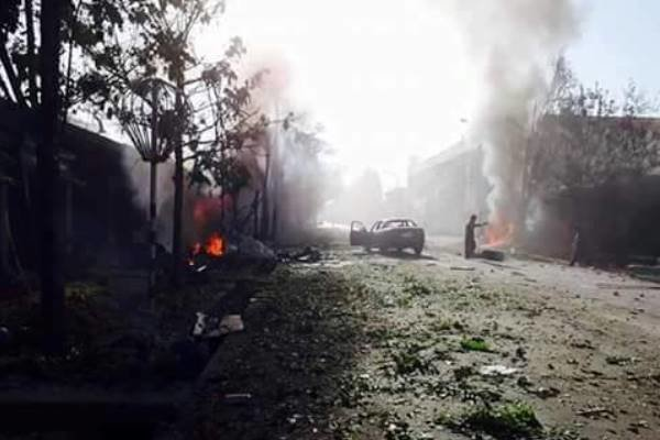24 قتيلاً و40 جريحا في تفجير سيارة مفخخة بكابول