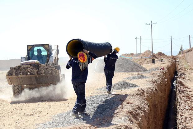 تکمیل پروژه فاضلاب خمین بیش از ۱۴۰میلیارد ریال اعتبار نیاز دارد