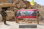 """تقدم مقاتلي """"حزب الله"""" في جرود عرسال"""