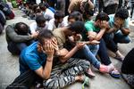 دستگیری اعضای باند ۱۸ نفره اراذل و اوباش در پاساژ علاءالدین/ تحقیقات از متهمان ادامه دارد