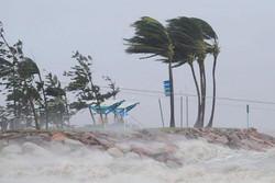وزش باد در رودان حادثه افرید/نجات جان ۲شهروند از زیر آوار