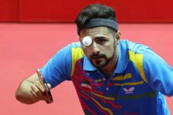 تیم ملی تنیس روی میز ایران مقابل ژاپن شکست خورد