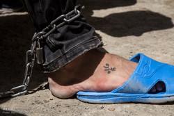 ادامه طرح دستگیری اراذل و اوباش