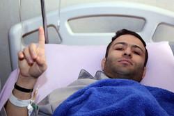 Freestyler Hassan Rahimi undergoes knee surgery