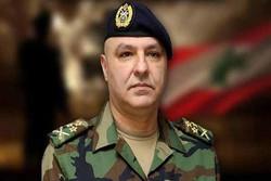 قائد الجيش اللبناني: لن نتهاون مع أي محاولة للإخلال بالأمن أو عرقلة الانتخابات