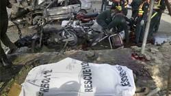 Pakistan terrorist attack