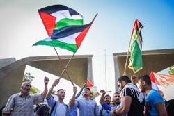 اجتماع مدافعان حرم اقصی